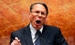 NRA Chief Quits, Finds NewPassion